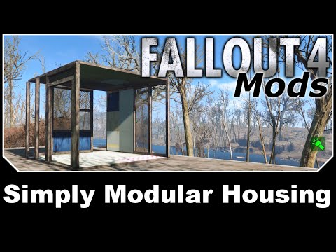 Fallout 4 Mods - Simply Modular Housing