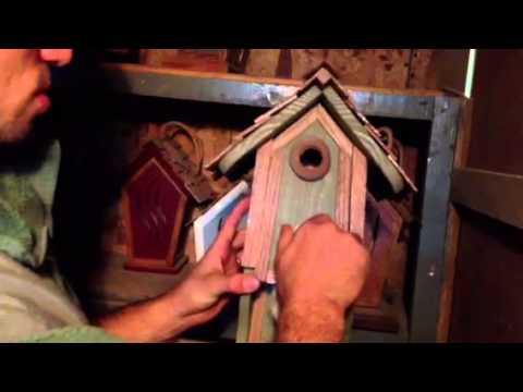 Handmade Birdhouse's For Sale