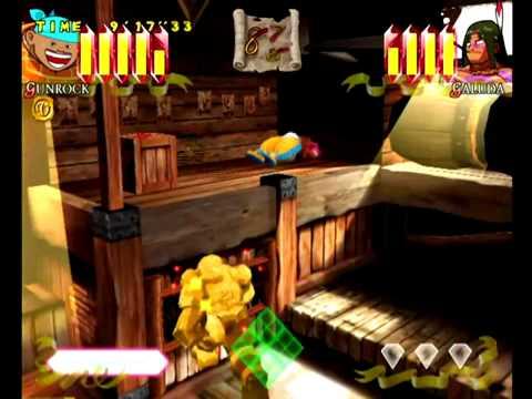 Power Stone (Dreamcast) Arcade as Gunrock