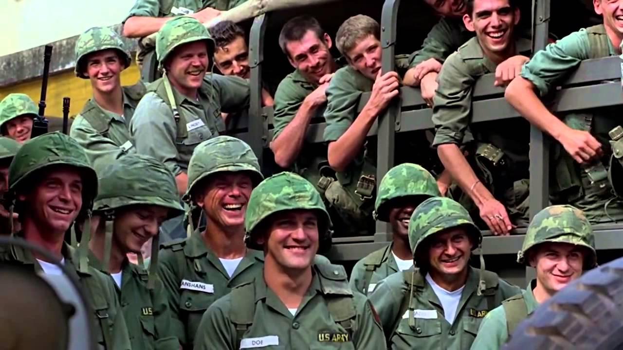 Good Morning Vietnam Playlist : How good morning vietnam made robin williams a movie star