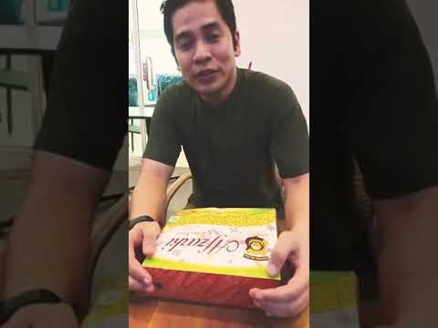 Review Afzarki Meal box for Asean Games 2018 by Ricky Perdana