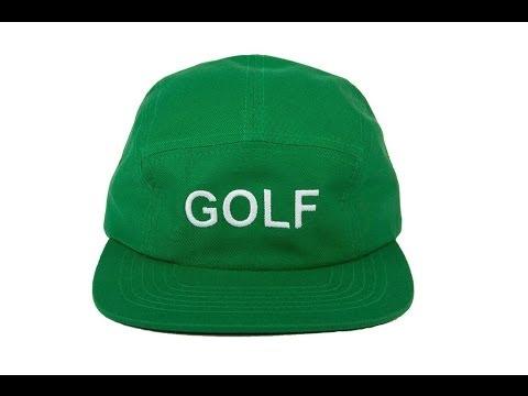 GOLF CAMP HAT KELLY GREEN - YouTube 56c36ec23bf