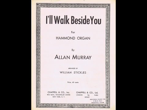 John MCCormack ~ I`ll walk beside you. 1939