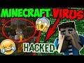 ADMIN HACKT mich bei Minecraft Server Vorstellung!