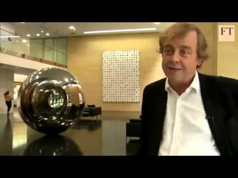 Inside Deutsche Bank's Art Collection 2014