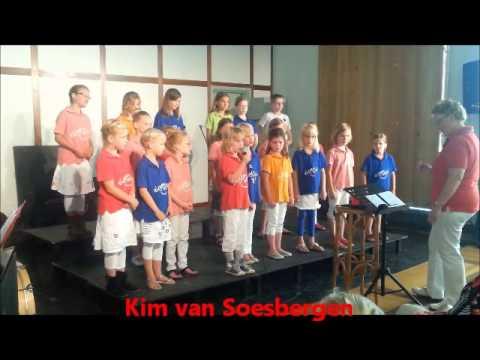 1  Kinderen voor kinderenlied   Solo Kim van Soesbergen
