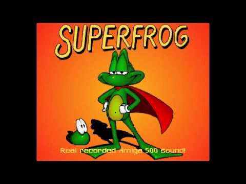 Amiga music: Superfrog ('Ancient' - real recording)