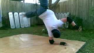 air track machine 17 elbow airflares gravity breakdance rope