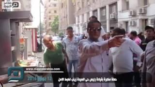 بالفيديو | حملة مكبرة في السيدة زينب لضبط الأمن