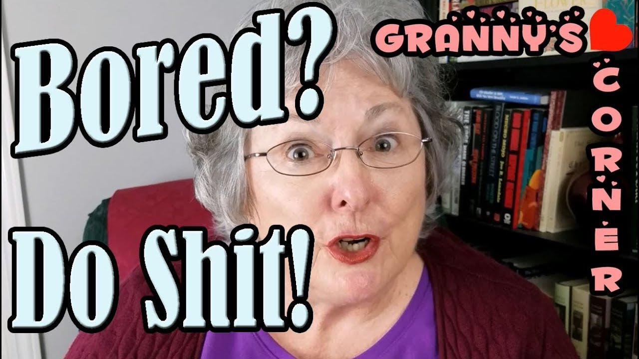 maxresdefault granny's corner bored? i can fix that youtube