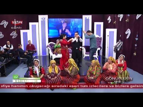 VATAN TV GÖNÜLLERİN AYŞESİ - ALİ TOPAK POTPORİ OYUN HAVASI (FATİH KİVRE ÇOŞTU)