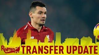 Liverpool Name Price for Dejan Lovren | #LFC Transfer News LIVE