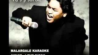 Malargale Malargale Original Karaoke with lyrics