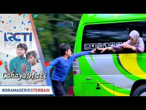 CAHAYA HATI - Berhasilkah Yusuf Mengejar Bu Siti [19 November 2017]