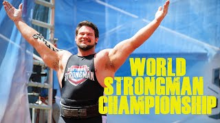 Summermania   The Strongman World Championship 2018