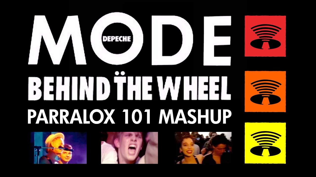 Depeche Mode - Behind The Wheel (Parralox Remix)