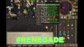 renegade vs team oblivion