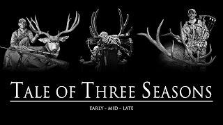 2014 Utah & Wyoming Mule Deer & Elk - Tale of Three Seasons