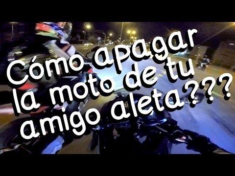 Y SI LE APAGO LA MOTO??? | JAVI VS KIKE | #FREEDOM BIKERS BOGOTA