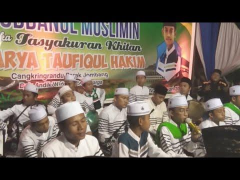 Shubbanul Muslimin Perdana Fi Jombang Bersama Jamaah Syekhermania.