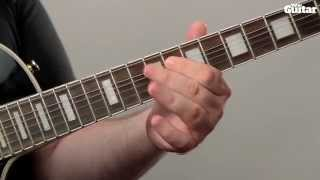 Weekend Riff: How to play Cream - Sunshine Of Your Love (intro/verse riff)