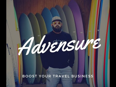 Advensure - Online Reservation software for Tours and Activity providers.