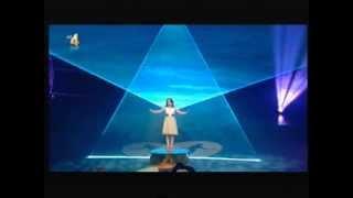 amira willighagen 9 sings nessun dorma at hollands got talent final 2013