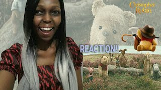 Christopher Robin Official Trailer Reaction Video.