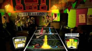 Guitar Hero Encore: Rocks The 80s (PS2 Gameplay)
