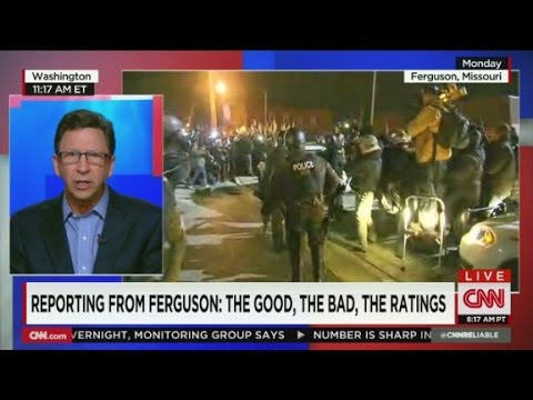 The good & the bad of Ferguson coverage