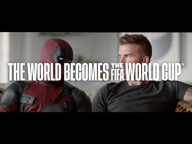 This Summer: Deadpool & David Beckham | 2018 FIFA Men's World Cup on FOX & FS1