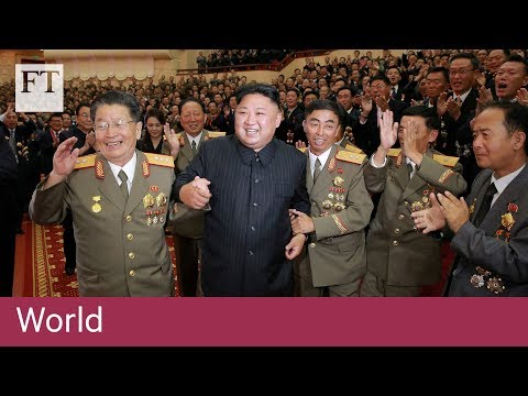 North Korea fires missile over Japan | World