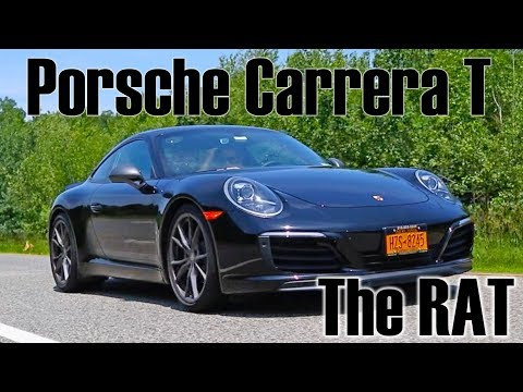 What is so special about the Porsche Carrera T