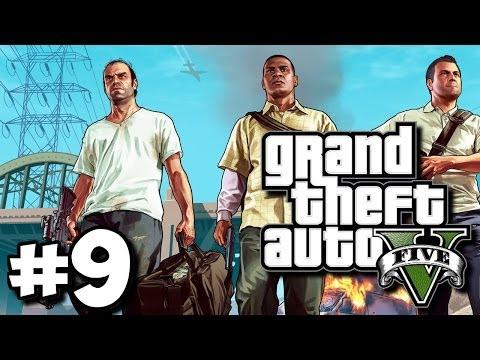 Grand Theft Auto 5 ( GTA 5 ) Walkthrough / Gameplay Part 9 - IMMA HIPSTER