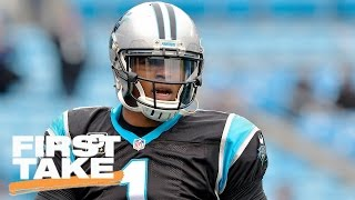 Stephen A. Smith: Panthers Need To Help Cam Newton | First Take | March 30, 2017