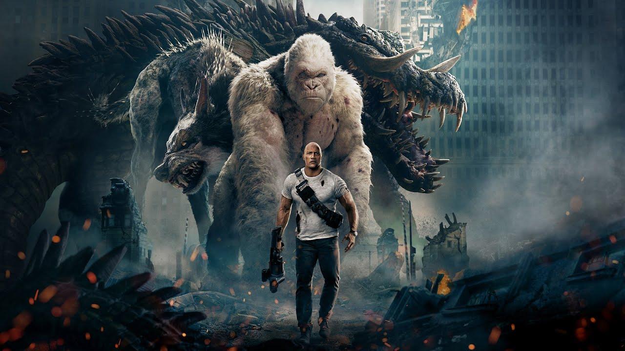 Download Rampage 2018 Movie Explained In Hindi | Pratiksha Nagar