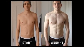 Tims Transformation with Freeletics
