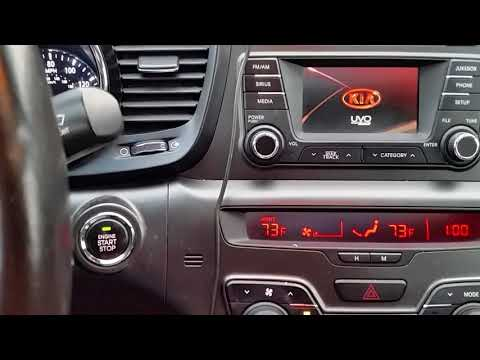 DIY – Kia UVO Radio No Sound Soft and Hard Reset Restore Reset