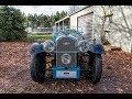 1936 Morgan 4/4 (VIDEO) Waimak Classic Cars - New Zealand