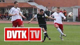 DVTK - Kisvárda | 7-1 | 2013. november 20. | DVTK TV