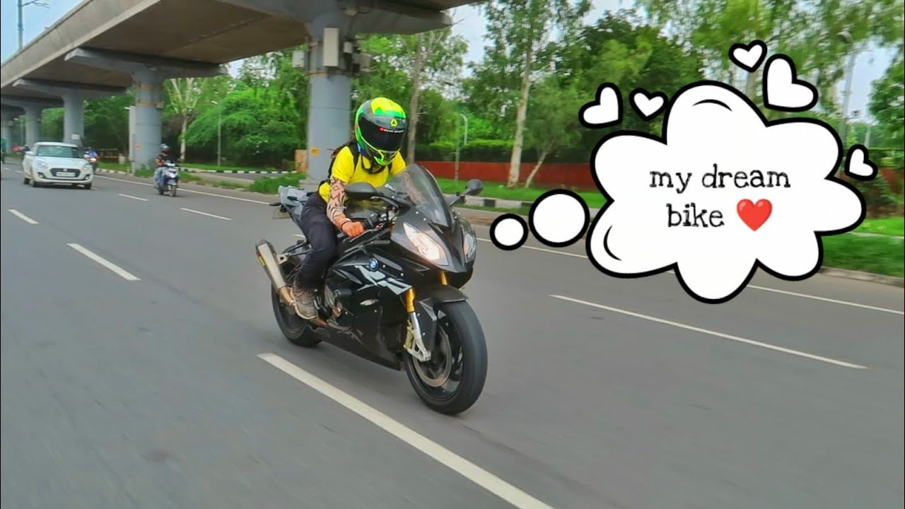"""Did I """"SELL"""" my BIKE to HER ?? / BMW S1000 RR"""