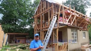 видео Леса для ремонта, реконструкции и отделки фасадов зданий