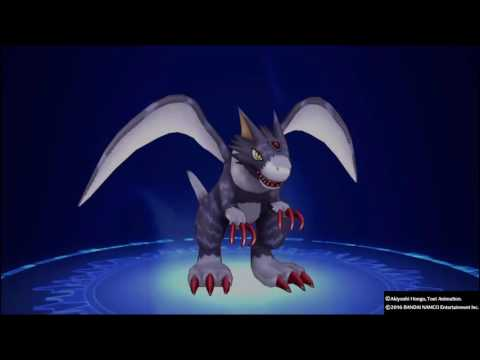 Digimon Story Cyber Sleuth: All Dorumon Digivolutions