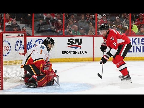 Shootout: Flames Vs Senators