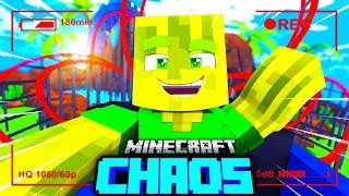 Die 4K DIGITAL KAMERA?! - Minecraft CHAOS #17 [Deutsch/HD]
