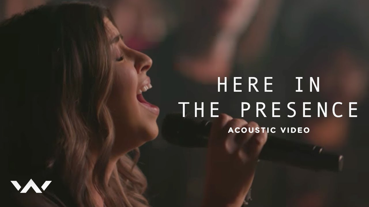 Here In The Presence | Live Acoustic Sessions | Elevation Worship