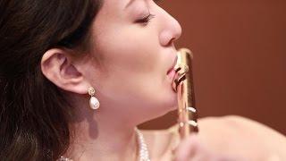 Flute & Piano『子守唄よ』作曲:薮田翔一 フルート:大澤明子 ピアノ:式町典子