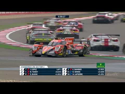 2017 WEC 6 Hours of Shanghai 52-MIN Report