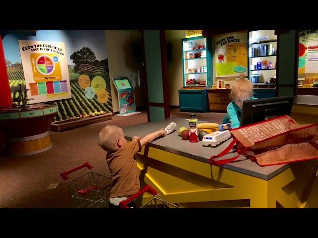 Halle Heart Children's Museum in Tempe - Phoenix With Kids