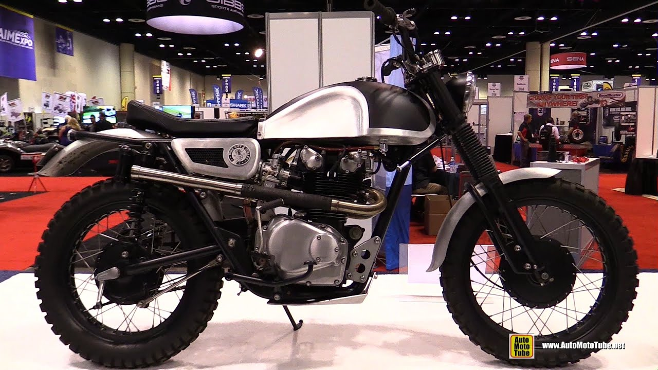 1973 honda cl450 customizedstandard motorcycle co - walkaround